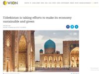 Сми о нас: Интернет-публикация Индии отметила антикоррупционные реформы в Узбекистане
