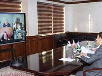 AQSHning Federal sud markazi vakillari bilan uchrashuv bo'lib o'tdi