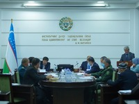 The constitutional meeting of the Sirdarya Territorial anti-corruption council has been held