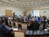 Issues of prevention of corruption situations discussed in Bukhara