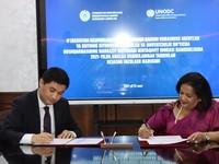 Определены конкретные направления сотрудничества Агентства с Региональным офисом по Центральной Азии Управления ООН по наркотикам и преступности