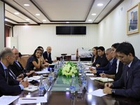 Meeting between Anti-corruption agency  and representatives of the European Union