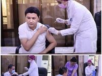 Agentlik xodimlari COVID-19 ga qarshi vaksina bilan to'liq emlandi